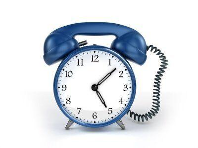 phone customer hold times