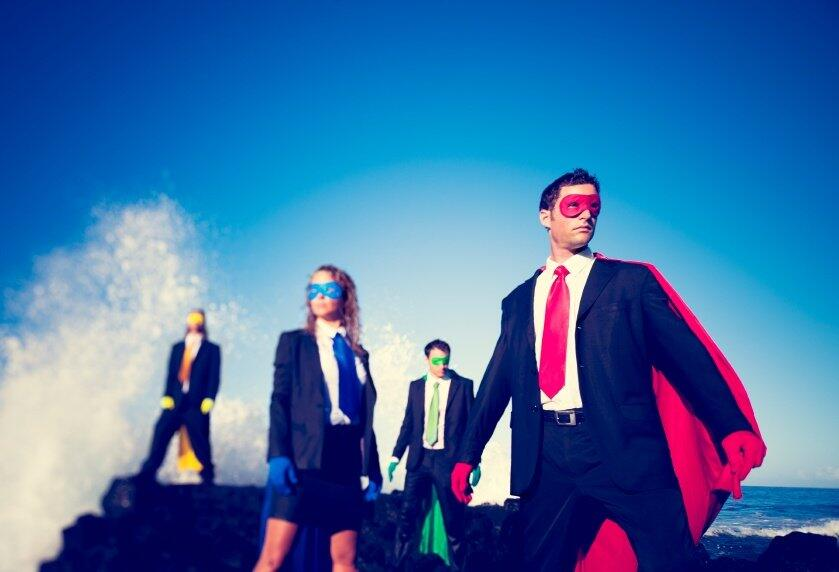 Inaccurate Marketing Data Beware! The Justice League of VBMA is HERE!