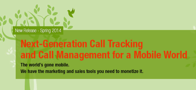 DialogTech's Spring 2014 Release Is Next-Generation Call Tracking and Call Management for a Mobile World