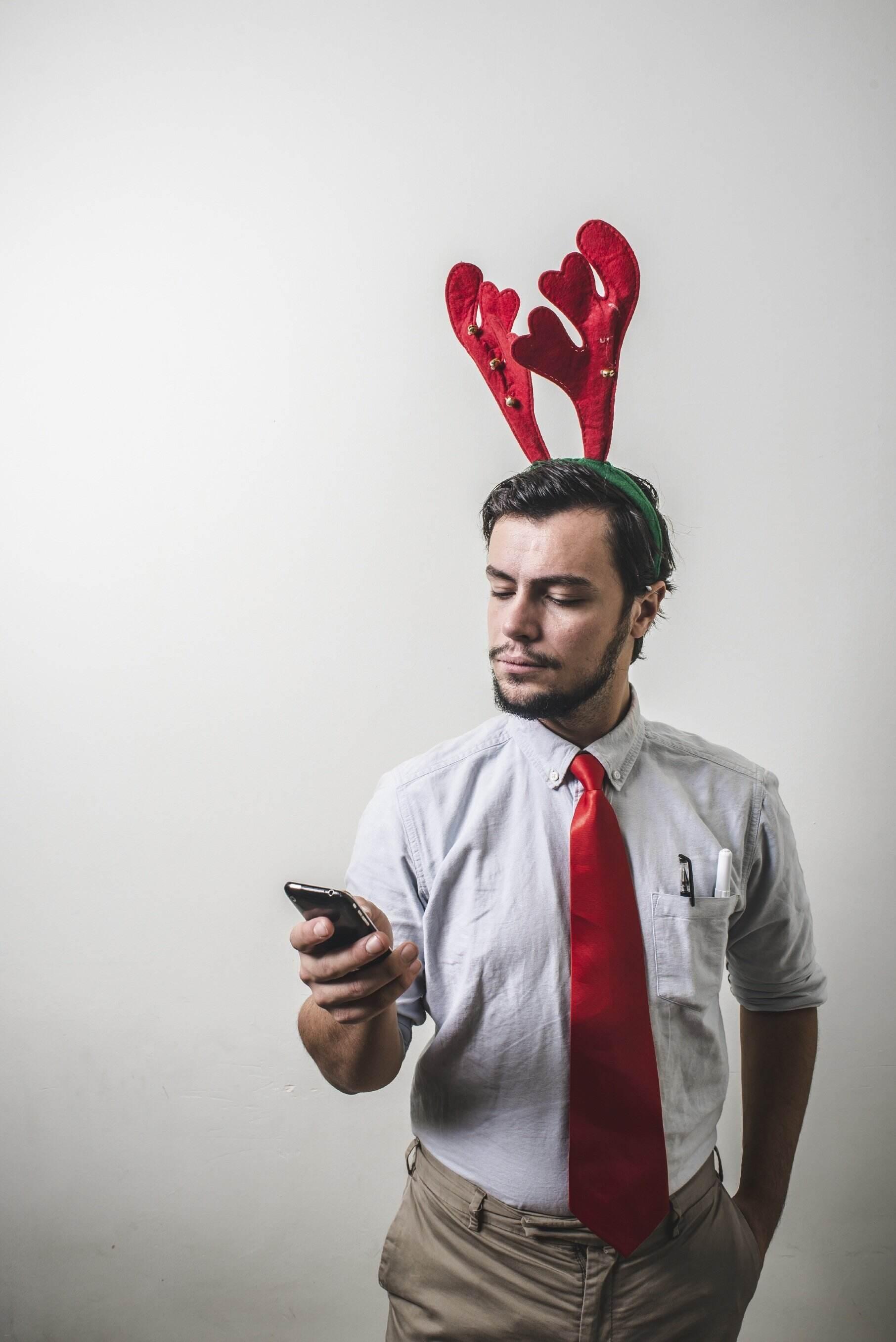 holiday-smartphone