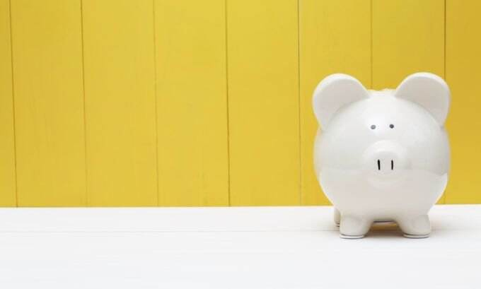 data-driven marketing - piggy bank