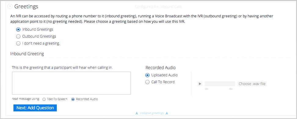 Ivr interactive voice response jumpstart dialogtech greeting script m4hsunfo